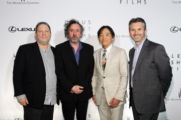 Tim Burton 'Life is Amazing' Presented in Cannes
