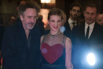Tim Burton Tim Burton's 'Miss Peregrine's Home for Peculiar Children' Photocall In Rome