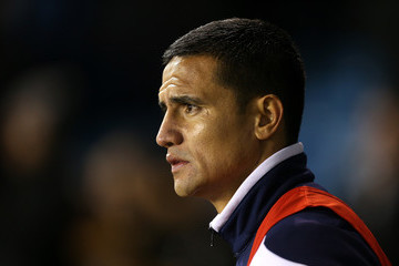 Tim Cahill Millwall v Cardiff City - Sky Bet Championship