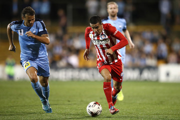 Tim Cahill FFA Cup Quarter Final - Sydney FC v Melbourne City