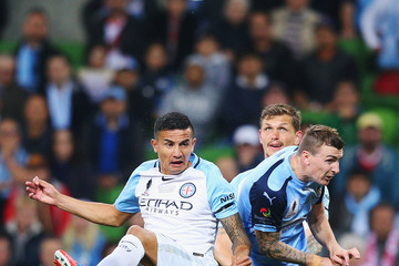 Tim Cahill FFA Cup Final - Melbourne City v Sydney