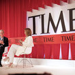 Tim Cook Time Magazine Honors Influential People With Its Time 100 Event