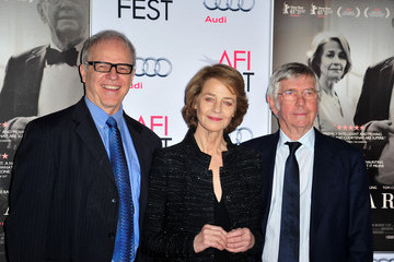 Tim Gray A Tribute to Charlotte Rampling and Tom Courtenay - Arrivals
