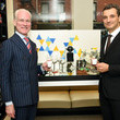 Tim Gunn and Frederic Levy