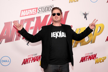 Tim Heidecker Premiere Of Disney And Marvel's 'Ant-Man and the Wasp' - Arrivals