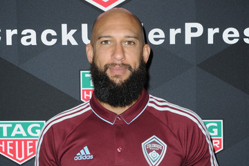 Tim Howard MLS Media Week - Day 2