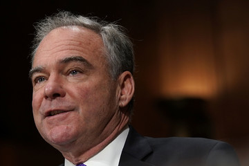 Tim Kaine Senate Judiciary Committee Holds Full Committee Meeting On Pending Nominations