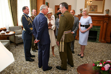 Tim Keating The Prince of Wales & Duchess of Cornwall Visit New Zealand - Day 1