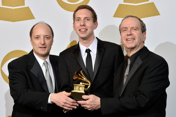 Tim Martyn Press Room at the Grammy Awards