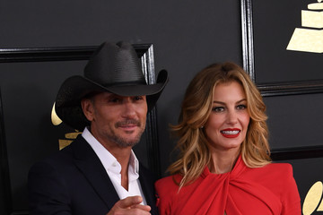 Tim McGraw The 59th GRAMMY Awards - Arrivals