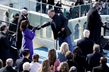 Tim McGraw Joe Biden Sworn In As 46th President Of The United States At U.S. Capitol Inauguration Ceremony