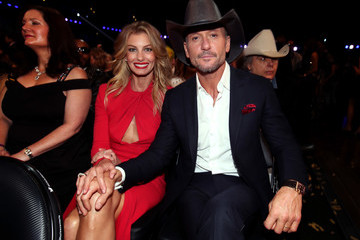 Tim McGraw The 59th GRAMMY Awards -  Roaming Show