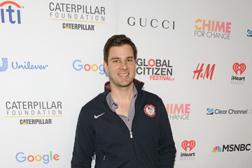 Tim Morehouse 2015 Global Citizen Festival in Central Park to End Extreme Poverty by 2030 - VIP Lounge