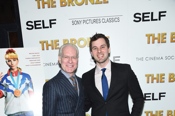 Tim Morehouse The Cinema Society & SELF Host a Screening of Sony Pictures Classics' 'The Bronze' - Arrivals