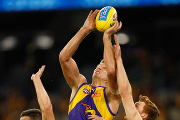 Tim O'Brien AFL Rd 5 - Hawthorn v West Coast