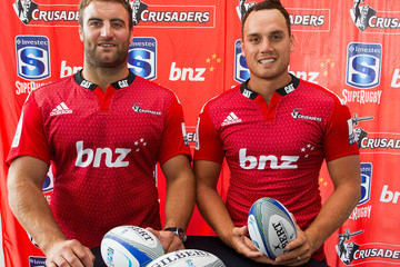 Tim Perry Super Rugby New Zealand 2015 Season Launch