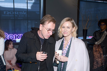 Tim Roth The Vulture Spot At Sundance - DAY 2