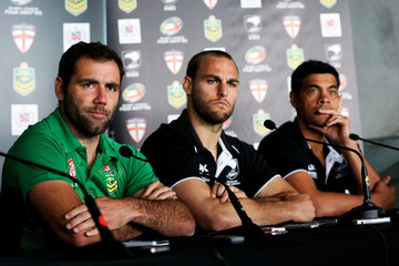Tim Sheens Australia Four Nations Final Joint Press Conference