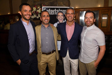 Tim Stack Entertainment Weekly Celebrates Guest Editor Andy Cohen