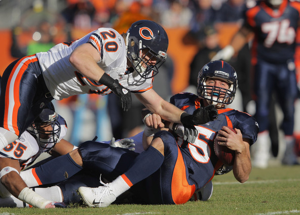 Tim+Tebow+Chicago+Bears+v+Denver+Broncos