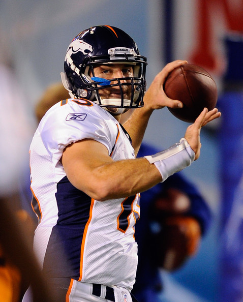 San Diego Chargers Broncos