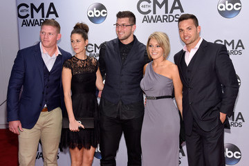 Tim Tebow Arrivals at the 48th Annual CMA Awards