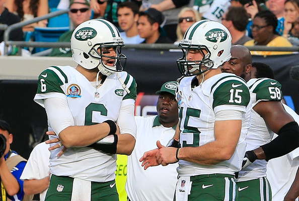 Mark Sanchez, Tim Tebow - New York Jets