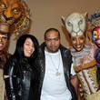 Kissy Simmons Timbaland Meets The Cast Of Disney's