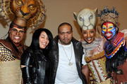 Timbaland and Monique Mosley Photos Photo
