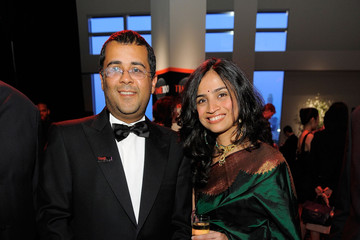 Chetan Bhagat Time's 100 Most Influential People in the World Gala - Inside