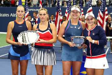 Timea Babos 2018 US Open - Day 14