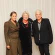 Nicky Haslam and Tracey Emin
