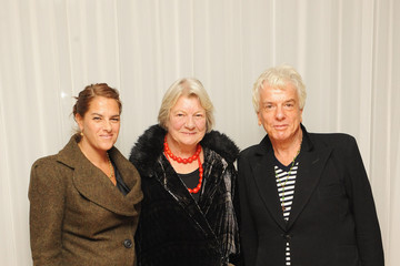 Tracey Emin Nicky Haslam The Times BFI London Film Festival: An Education - Afterparty