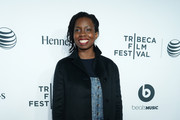 Actress Adepero Oduye attends the 'Time Is Illmatic' Opening Night Premiere during the 2014 Tribeca Film Festival at The Beacon Theatre on April 16, 2014 in New York City.