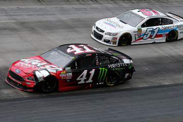 Timmy Hill Monster Energy NASCAR Cup Series Food City 500