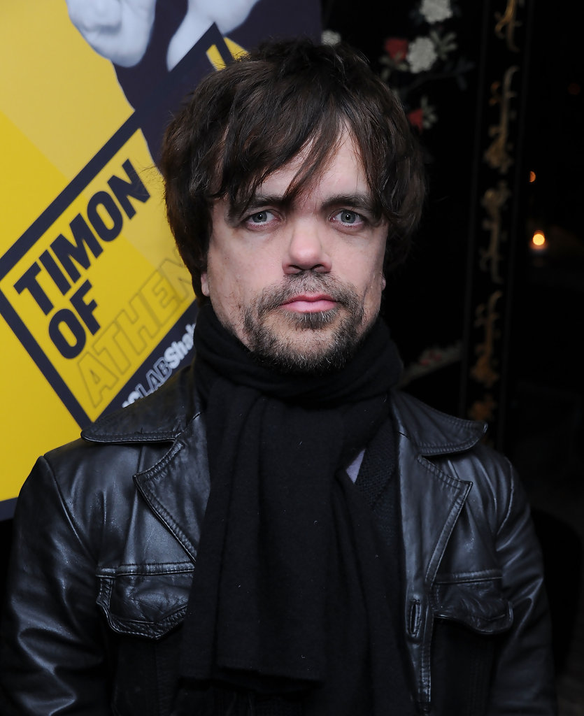 """Peter Dinklage: """"Timon Of Athens"""" Opening"""