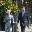 Timothy Laurence The Royal Family Attend Easter Service At St George's Chapel, Windsor