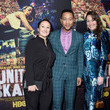 Tina Brown Los Angeles Premiere Of HBO's Documentary Film 'United Skates' - Arrivals
