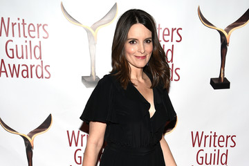 Tina Fey 69th Writers Guild Awards New York Ceremony - Arrivals
