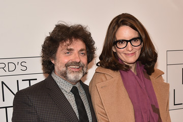 Tina Fey 'Present Laughter' Broadway Opening Night - Arrivals & Curtain Call