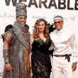 Tina Knowles Lawson WACO Theater Center's 3rd Annual Wearable Art Gala - Arrivals