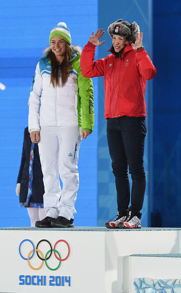 Medal Ceremony - Winter Olympics Day 5