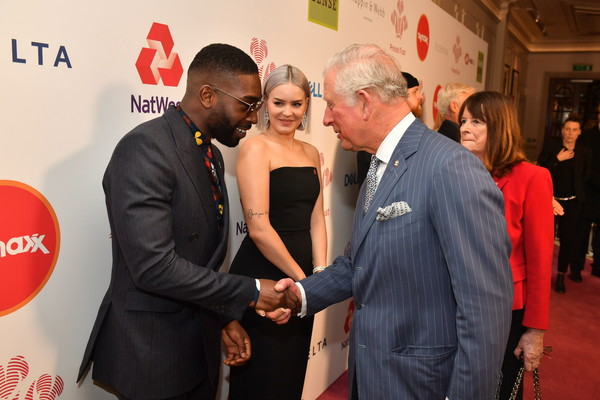 The Prince Of Wales Attends The Prince's Trust Awards