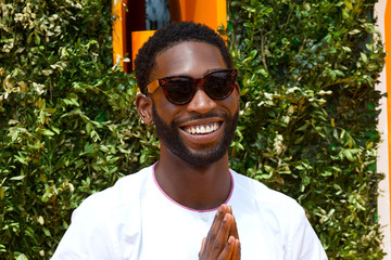 Tinie Tempah Veuve Clicquot Gold Cup Final