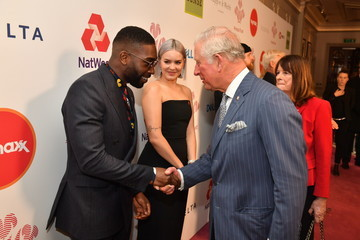Tinie Tempah The Prince Of Wales Attends The Prince's Trust Awards