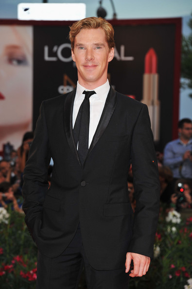 "Actor Benedict Cumberbatch attends the ""Tinker, Tailor, Soldier, Spy"" premiere at the Palazzo del Cinema during the 68th Venice Film Festival on September 5, 2011 in Venice, Italy."