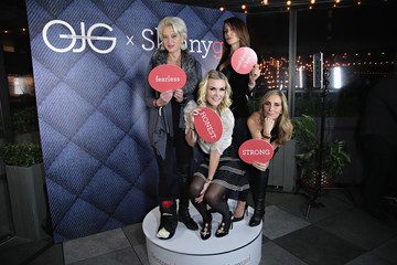 Tinsley Mortimer ONE Jeanswear Group and Bethenny Frankel Celebrate the Launch of Skinnygirl Jeans