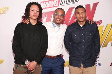 Tip Harris Premiere Of Disney And Marvel's 'Ant-Man and the Wasp' - Arrivals