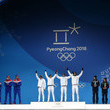 Tiril Eckhoff Medal Ceremony - Winter Olympics Day 12