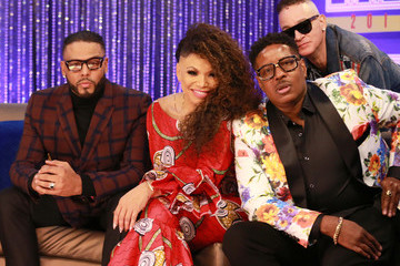 Tisha Campbell BET Presents: 2018 Soul Train Awards - Post Show